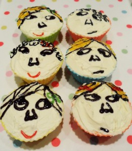 Annabel Karmel Charlie and Lola Cupcakes