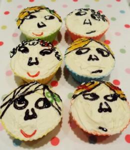 Annabel Karmel Charlie and Lola Cupcakes